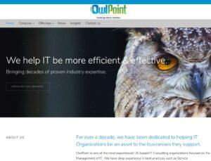 owlpoint anniversary new website