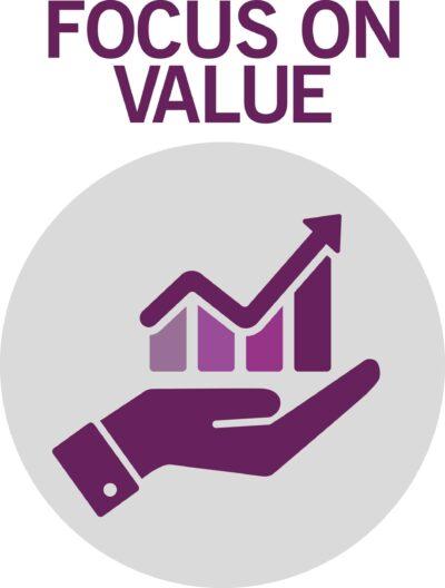 ITIL Focus on Value