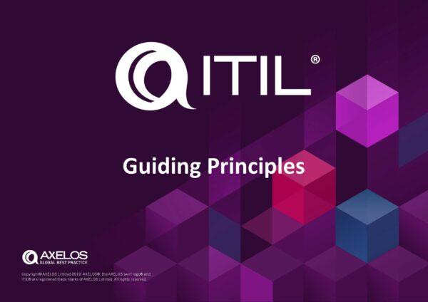 ITIL Guiding Principles