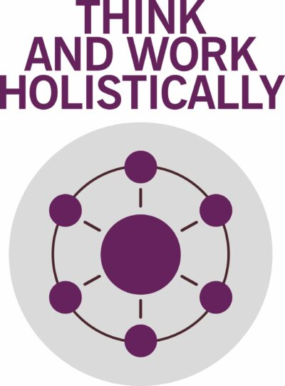 ITIL Think and Work Holistically
