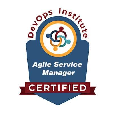 agile service master casm