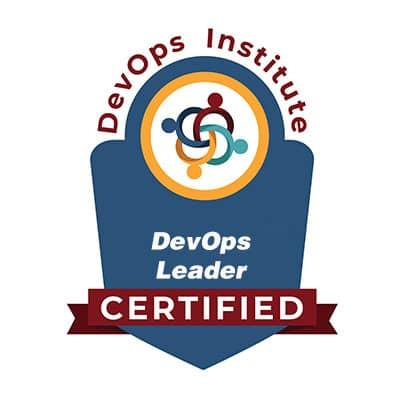 DevOps Leader Certified