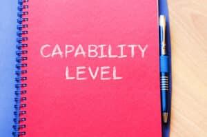 ITIL Capability Levels