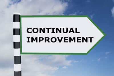 Continual Improvement Practice