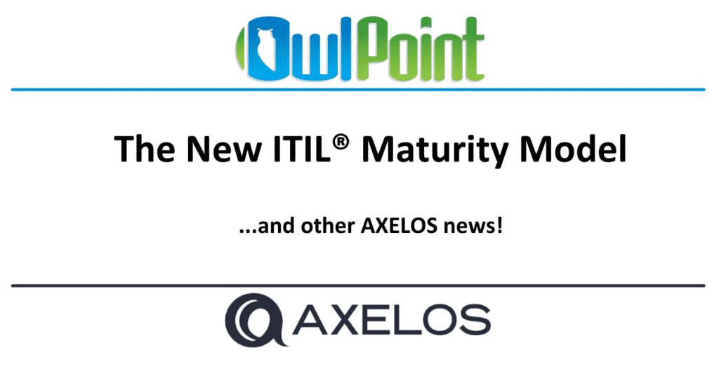 Major AXELOS Announcement